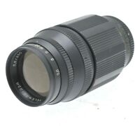 Russian 200mm f5.6 Telemar 22A Lens in black M42 Screw fitting
