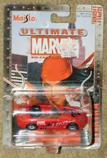 MAISTO ULTIMATE MARVEL DIE-CAST #14 ELECTRA HONDA S2000 (New In Package)