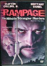 Rampage: The Hillside Strangler Murders;  Clifton Collins... (DVD, 2005)
