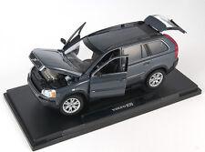 BLITZ VERSAND Volvo XC90 graphit / graphite Welly Modell Auto 1:18 NEU & OVP