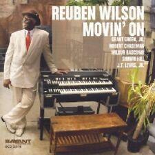 Reuben Wilson - Movin on [New CD]