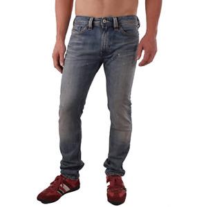 DIESEL Men`s Jeans Size 33 THANAZ Slim Skinny W33 L34 RRP: 167 EUR