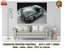 Aston Martin Victor HyperCar Large Poster Art Print Gift A0 A1 A2 A3 A4 Maxi