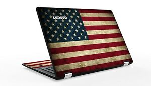 LidStyles Printed Vinyl Laptop Skin Protector Decal IBM Lenovo IdeaPad Flex 4 15