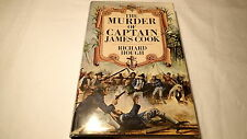 British RN The Murder of Captain James Cook Reference Book
