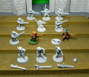 Tau Empire Pathfinders - Warhammer 40K Plastic figure