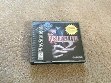 RESIDENT EVIL 2 PLAYSTATION 1 BLACK LABEL PS1