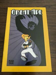 Great Ape #1 2003 Mad Yak Press Comics