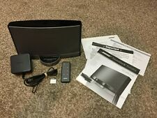 Bose Sound Dock Portable Digital Music System N123 w/Power Supply, Remote & More