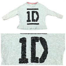 GIRLS ONE DIRECTION TOP AGE 6 YEARS –NEXT BRAND