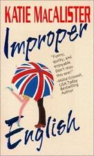 Improper English by MacAlister, Katie