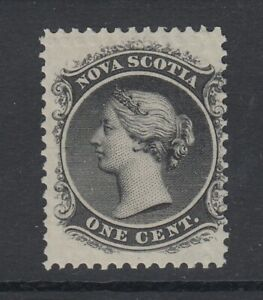 Nova Scotia, Scott 8a (SG 18), MHR
