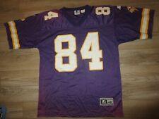 Randy Moss #84 Minnesota Vikings Starter NFL Jersey LG L 48 Rookie