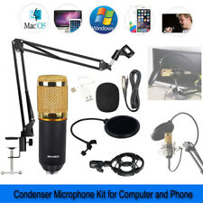 BM-800 USB Wired Studio Condenser Microphone Tool For iphone Computer Samsung