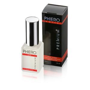 profumo per sedurre lei 500Cosmetics PHIERO Premium profumo UOMO ai feromoni 30m
