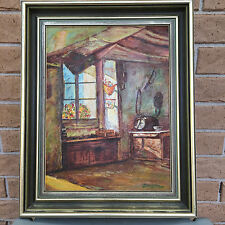 Oil Painting - Original by J Brooks