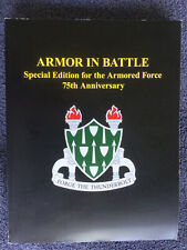 ARMOR IN BATTLE ( Edited by Robert S. Cameron / US Army Armor School )