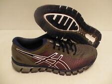 Asics men's gel quantum 360 cm running shoes carbon white silver size 15 us