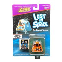 Johnny Lightning Lost In Space Pod Toy Classic 60's TV Show + Film Clip #38 1/64