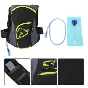 MOUTAIN BICYCLE BACKPACK PACK DRINKS TOOL BAG BACKPACK ENDURO TRAIL RIDING