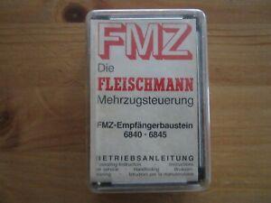 Fleischmann FMZ Empfängerbaustein 6840, neuwertig mit OVP u. Betriebsanleitung
