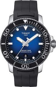 New Tissot Seastar 1000 Powermatic 80 Automatic Men's Watch T1204071704100
