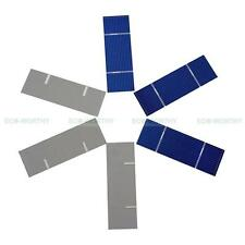 40pcs 78x26mm Poly Solar Cells High Power for DIY Solar Battery Charger Toy