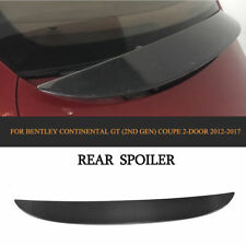 Rear Spoiler Wing Carbon Fiber Refit For Bentley Continental Coupe 2012-2017