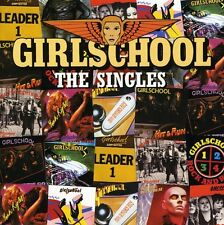 Girlschool - Singles Collection [New CD] UK - Import