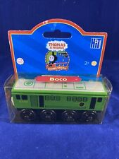 Thomas & Friends BOCO Wooden Train Retired Rare NEW IN PACKAGE NIP 2006 HiT