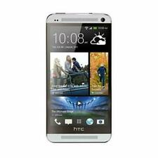 HTC One M7 32GB Silver *CHECK WITH CARRIER RE:ACTIVATION *EXCELLENT COSMETIC