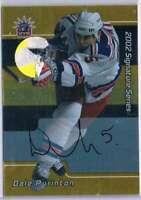 2001 BAP Signature Series Autographs Gold #95 Dale Purinton