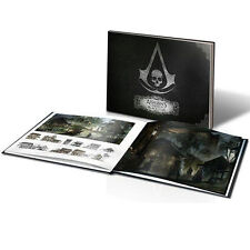 Assassin's Creed IV Black Flag Limited Edition Hard Cover Art Book
