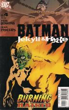 BATMAN: JEKYLL & HYDE #4 OF 6 SEPTEMBER 2005 DC COMICS