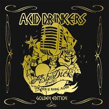 CD + DVD ACID DRINKERS FisheDick Zwei  * Golden Edition