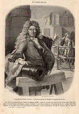 JEAN BALTHAZAR KELLER FRERES BROTHERS SUISSE SCHWEIZ PRESS ARTICLE 1846 PRINT