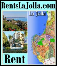 Rents La Jolla  .com San Diego Beach Short Long Term Sand Ocean Condo Pacific