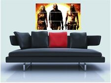 """THE DEVIL'S REJECTS BORDERLESS MOSAIC TILE WALL POSTER 35""""x25"""" ROB ZOMBIE DEVILS"""