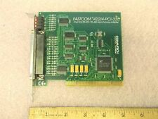 Comm-Tech Fastcom 422/4-Pci-335 Universal Pci Bus, Four Port Interface Adapter