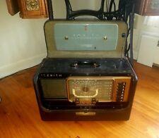 Zenith ~ Trans-Oceanic Radio