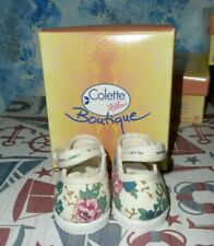 Corolle Boutique, Zapf Creation Canvas Doll Shoes *New