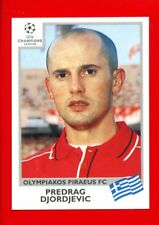 CHAMPIONS LEAGUE Panini 1999-2000-Figurina-Sticker n. 180 -DJORDJEVIC-OLYMPIAKOS