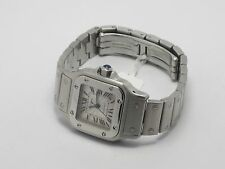 CARTIER 612515C3 WOMENS AUTOMATIC STAINLESS STEEL WATCH