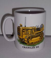 BN Boxed Diesel Crawler D2 Stoneware Mug, Construction and Plant Mug