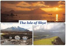 BR82713 isle of skye the black cuillin and loch scavaig   scotland