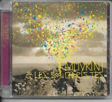 """CD ALBUM 14 TITRES--I MUVRINI & LES 500 CHORISTES--2007 """"CHANTS CORSE"""""""
