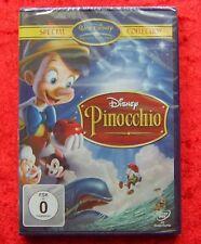 Pinocchio Special Collection, Walt Disney DVD, Neu