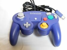 Nintendo GameCube Official Controller Violet color Wii Pad Game JAPAN F/S
