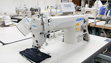 Juki Ddl-8700-7 Automatic Single Needle Lockstitch - Fully Assembled w/ Cp-18