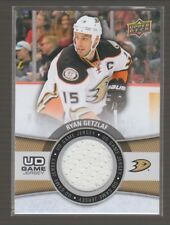 [67396] 2015-16 UPPER DECK GAME JERSEY RYAN GETZLAF #GJ-RG